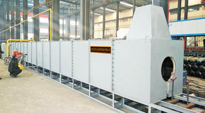 E钢瓶热处理炉LPG cylinder heat treatment furnace